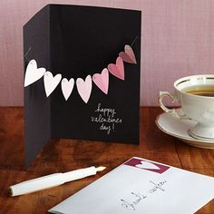 50 Thoughtful Handmade Valentines Cards | DIY | Pinterest ...